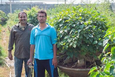 Madhusudan Reddy and Raghunandan Bhagwath